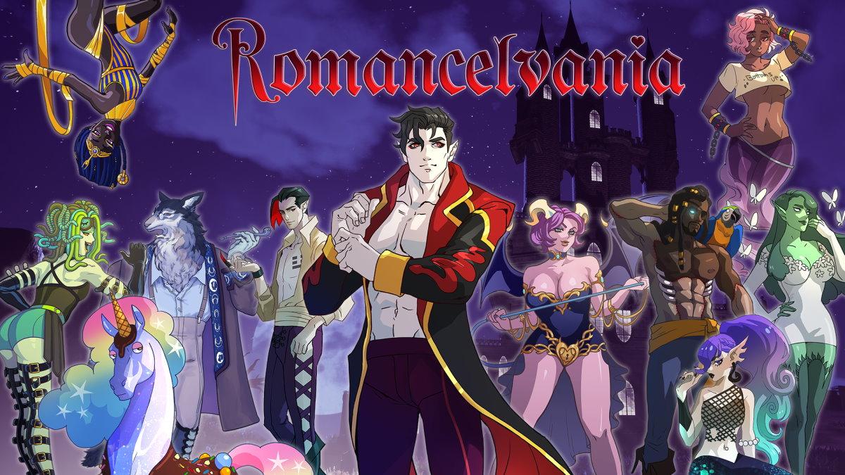 image from 'Romancelvania' Developer Bill Gardner Wants EVERYONE to Feel Seen In This Romantic Metroidvania
